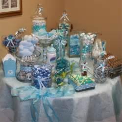 baby boy buffet ideas blue baby shower buffet