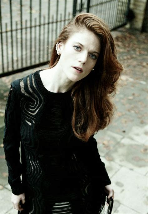 redhead actress game of thrones season 6 17 best images about rose leslie the wildling on