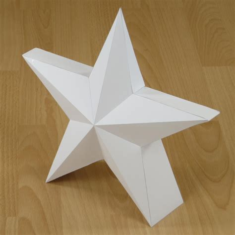 Origami Pentagram - origami pentagram images craft decoration ideas