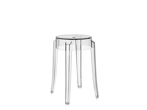 Kartell Bar Stool by Buy The Kartell Charles Ghost Bar Stool At Nest Co Uk