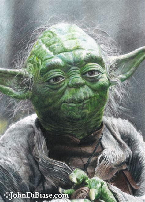what color is yoda wars johndibiase