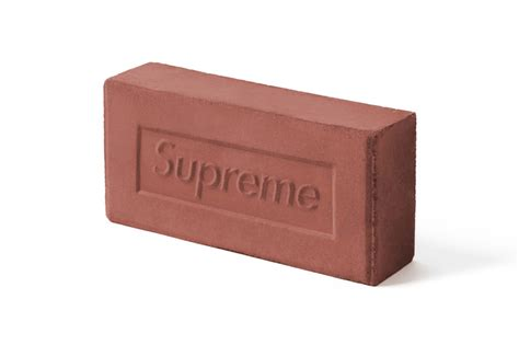supreme sale here s how much a house made from supreme bricks would