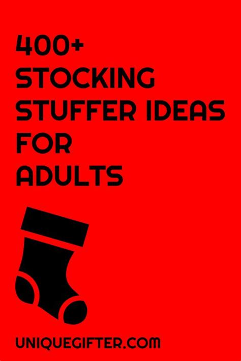 christmas stocking stuffers for the elderly 400 stuffer ideas for adults stuffers and ideas