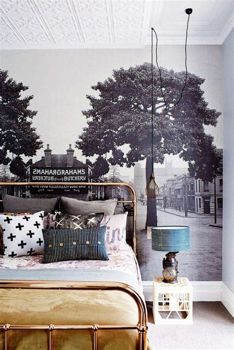 awesome wall murals 40 awesome wall murals ideas for various spaces digsdigs