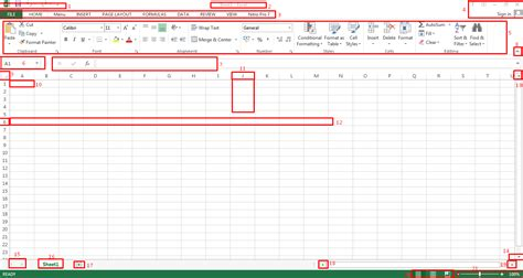 fungsi layout instagram mengenal tilan dan fungsi lembar kerja microsoft excel 2013