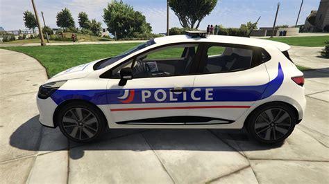 mod gta 5 voiture clio 4 pack police fran 231 aise gta5 mods com