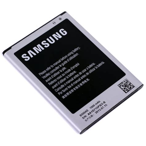 Battery Samsung Galaxy S4 genuine galaxy s4 mini battery buytec co uk