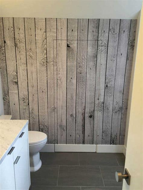 wood wall murals amp faux wood wallpaper