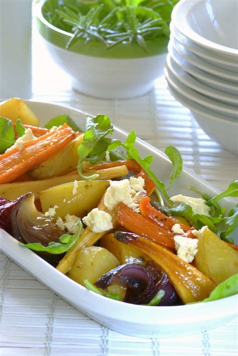 roasted root vegetable recipes with honey 25 best images about scrumptious salads on