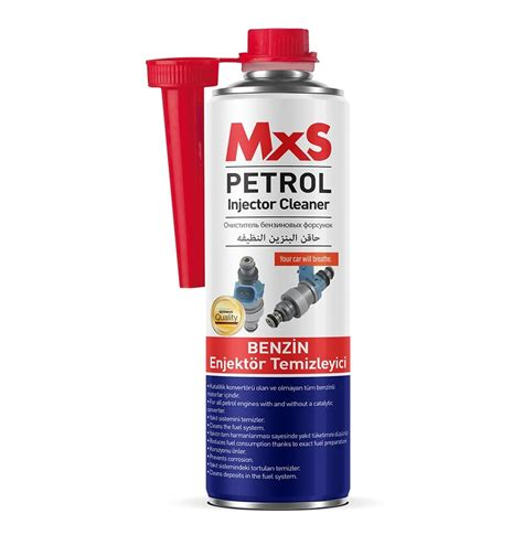 mxs benzin enjektoer temizleyici ml
