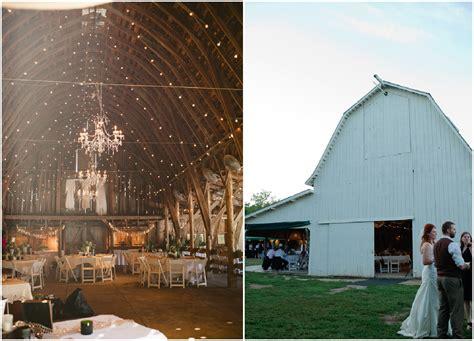 Barn Chic Nebraska Barn Wedding Ashley Tyler Rustic Wedding Chic