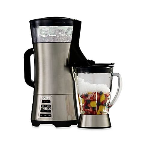 bed bath and beyond blenders buy oster 174 ice shaving blender from bed bath beyond