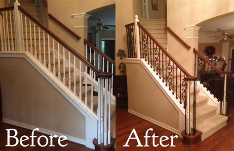 Banister Stairs Ideas The Jackson Residence