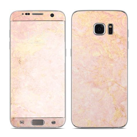 Marble For Samsung S7 Edge samsung galaxy s7 edge skin gold marble by marble collection decalgirl