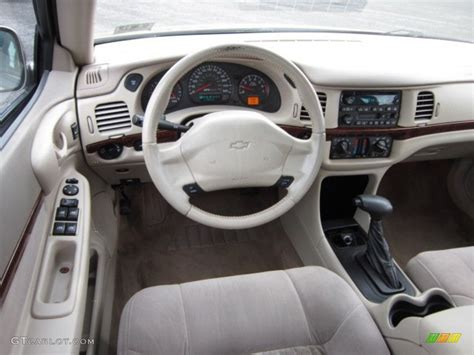 2003 chevy impala dashboard 2003 chevrolet impala ls neutral beige dashboard photo