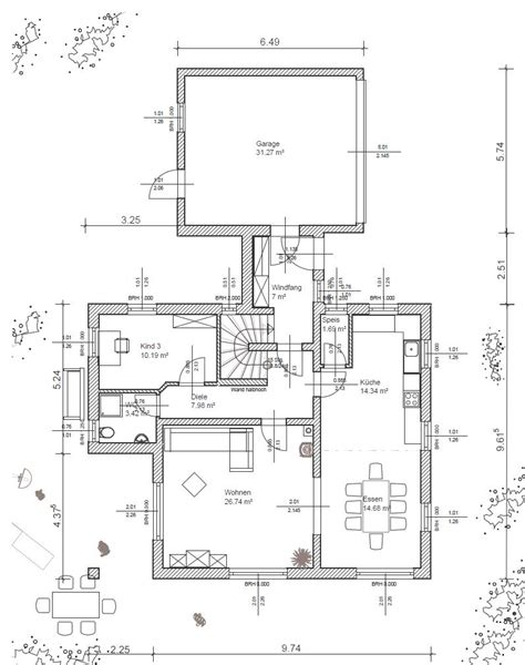baupläne einfamilienhaus kostenlos tipps f 252 r grundriss tektorum de