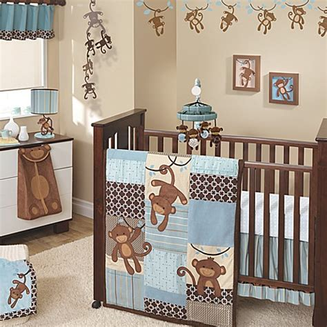 lambs and ivy l lambs ivy 174 giggles 5 piece crib bedding set bed bath