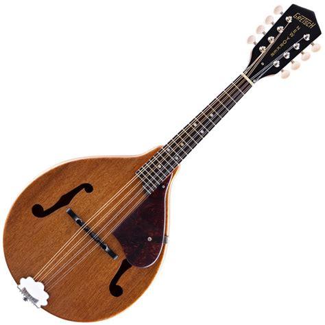 Gitar Mandolin gretsch g9310 new yorker supreme mandolin antique