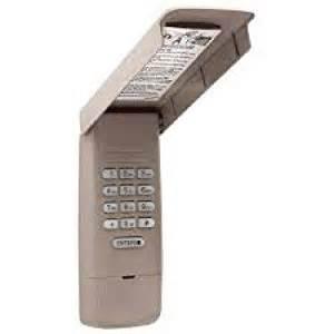 Garage Door Opener Remote And Keypad Not Working Craftsman Sears 3 Function Remote Garage Door