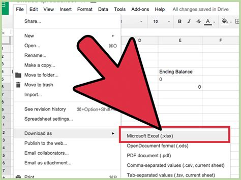 How To Make A Spreadsheet Without Excel by How To Create An Excel Spreadsheet Without Excel 12 Steps