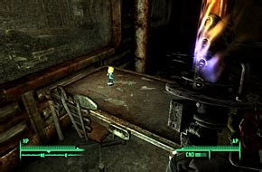 vault 96 bobblehead fallout 3 xbox360 walkthrough and guide page 96