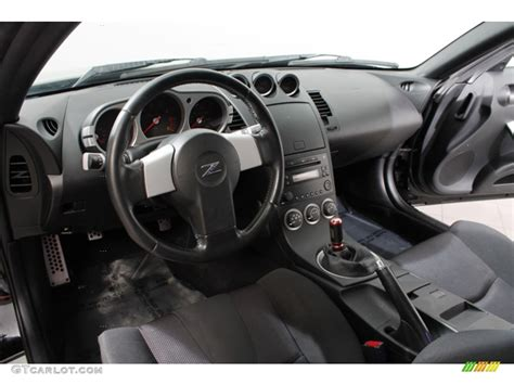2004 350z Interior by Carbon Black Interior 2004 Nissan 350z Coupe Photo 69874159 Gtcarlot