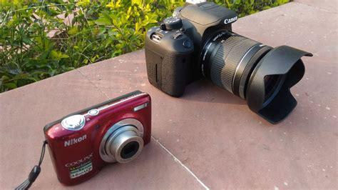 dslr  point  shoot camera feature  hindi youtube