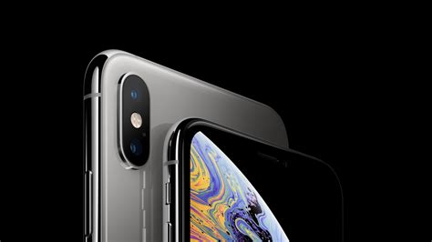 wallpaper iphone xs iphone xs max silver smartphone 5k apple september 2018 event hi tech