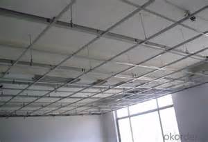 buy ceiling grid 4 pvc suspension system price size