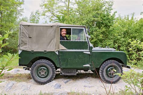 Mein Auto De Erfahrung by Erfahrungen Mit Einem Land Rover 1951 Totaler