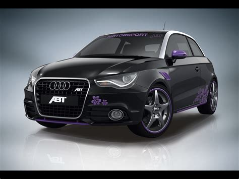 Audi A1 Abt by 2010 Abt Audi A1 Cars Wallpapers