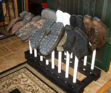 Boot Rack Plans by How To Build A Boot Rack Diy Projects For Everyone