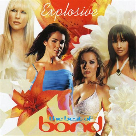 the best bond bond 3 explosive the best of bond cd at discogs