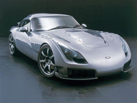 Tvr Automobile Car Service Tvr Sagaris