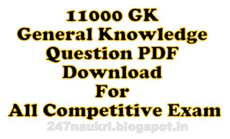 tutorialspoint general knowledge pdf 11000 gk general knowledge question pdf download for all