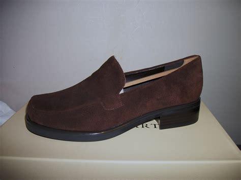 franco sarto bocca loafers franco sarto bocca suede loafers 6 medium new in box ebay