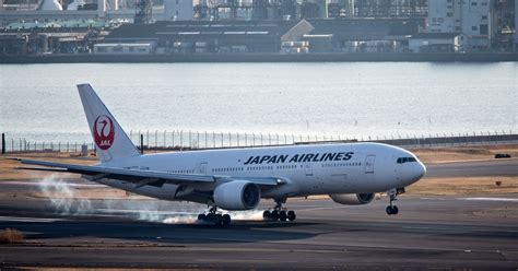 japan airlines to launch nyc tokyo haneda flights