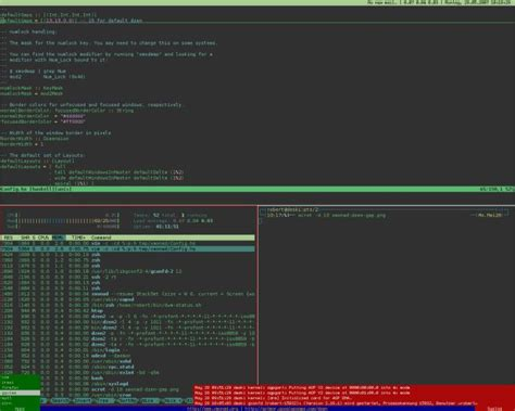 keyboard layout xmonad xmonad linuxlinks