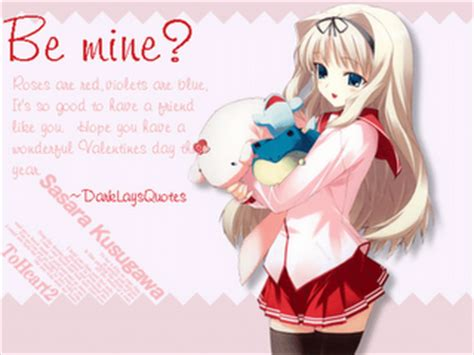 anime valentines card 2013 card e cards 2013 anime card