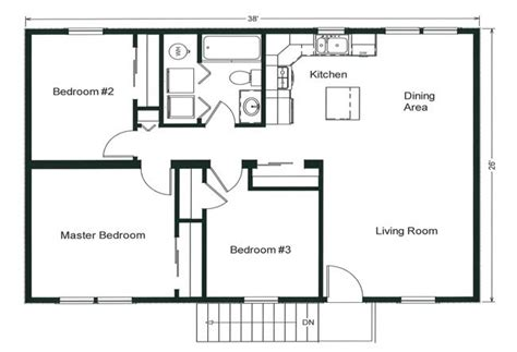 Second Story Floor Plans by 3 Bedroom Floor Plans Monmouth County Ocean County New