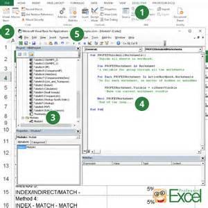 vba excel get all worksheet names create worksheets with