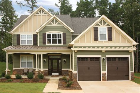 Vinyl siding and trim color combinations, certainteed