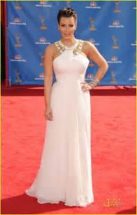Fashion beauty glamour kim kardashian s white dresses