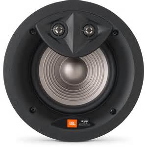 jbl studio 2 6icdt 6 5 quot two way dual tweeter studio26icdt