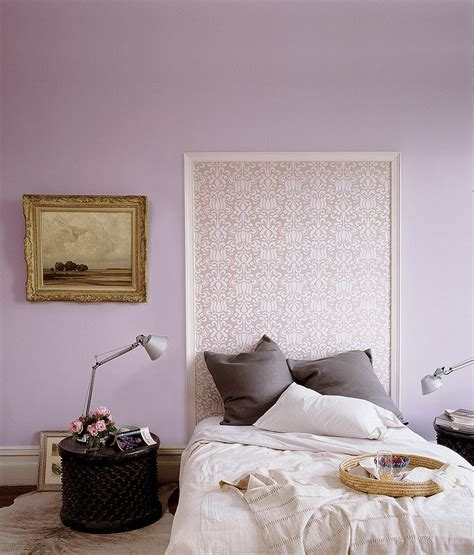 Alternatives To Headboards Framed Wallpaper Inspired Headboard Alternatives Popsugar Home