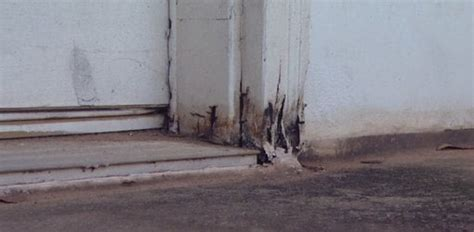 remove  replace exterior door casing