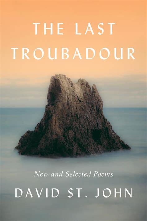 The Last Gospel Oleh David Gibbins jual buku the last troubadour oleh david st scoop indonesia