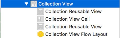 xcode uicollectionview tutorial ios footerview not showing up in storyboard