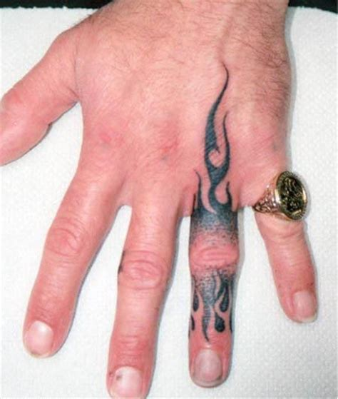 thumb ring tattoo designs unique gallery 100 designs