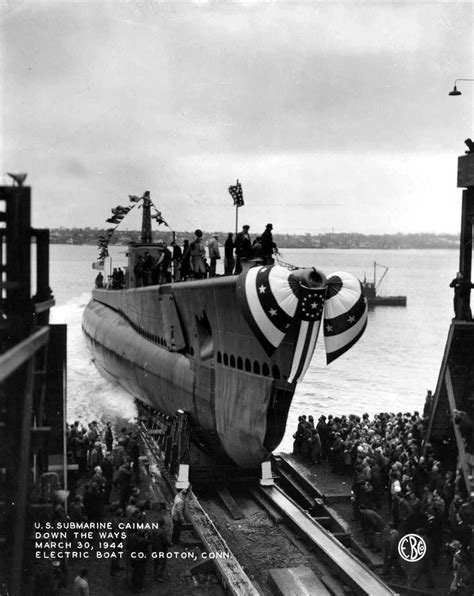 electric boat groton ct photo launching of submarine caiman electric boat